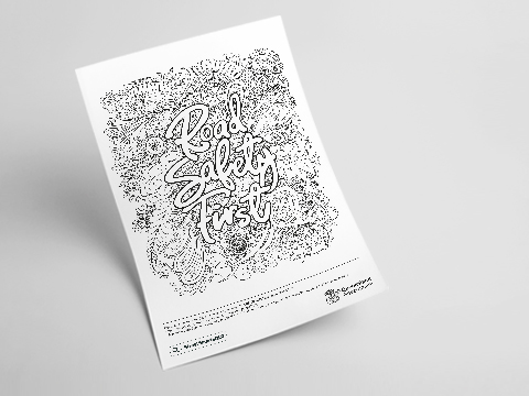 Mindfulness Colouring-in Activity